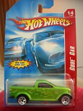 Hot Wheels Dodge Power Wagon Code Car Green