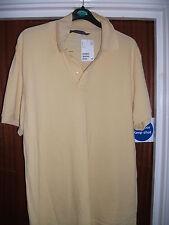 H&M Mens T Shirt Yellow XL BNWT