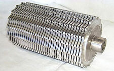 "Urschel part #16187 model J9-A Feed Roll 3/8"" Stainless (very good conditition)"