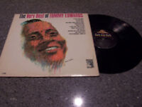 The Very Best of Tommy Edwards LP