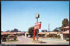 California, Modesto - Sea Breeze Motel & 50s Cars