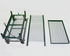 Green Monster Plant Cart / Horticulture Cart