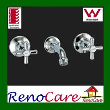ELBE WELS Brass Chrome Bath Tap Set RC-6201