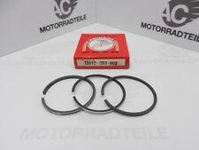 Honda CB 350 Four F Kolbenringe Satz Original +0,25 Ring Set Piston Genuine NOS