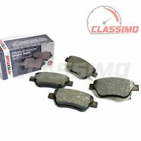 Front Brake Pads for VAUXHALL CORSA D Mk 3 - 1.0 1.2 & 1.4 - 2006 to 2014