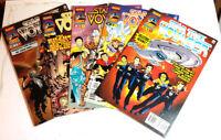 1990s Star Trek:Voyager  MARVEL Comic Book Starter Set of 5   Issues #1-5-  NM