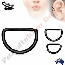 Surgical Steel 16g (1.2 mm) Cuff Body Piercing Jewellery