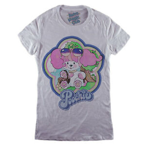 POOCHIE Woman T-shirt 80's giocattolo anni 80 - 80's toys