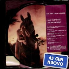 "RED HOT CHILI PEPPERS "" DANI CALIFORNIA "" 45 GIRI NUOVO  PICTURE RARO 2006"