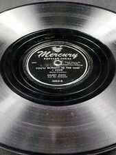 Mercury 3053 Harry Cool GIVE ME SOMETHING TO DREAM ABOUT / YOU'LL ALWAYS BE 78 E