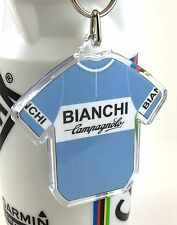 Gimondi Bianchi Campagnolo  1975 Giro d'Italia Cotton Cycling Jersey Key Ring