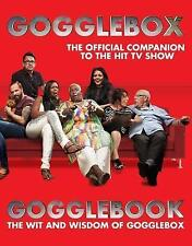 Gogglebook: The Wit and Wisdom of Gogglebox by Gogglebox, Andrew Collins (Hardba