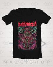 BabyMetal T-Shirt The Gazette One ok Rock Scandal Mejibray Tokyo Jihen SID KRA