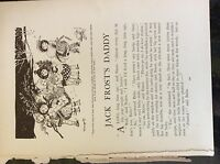 m17b6 ephemera 1920s short story jack frost's daddy natalie joan