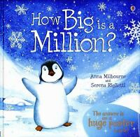 How Big Is A Million? [Picture Books]
