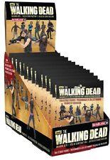 THE WALKING DEAD SERIES 1 -  24 Blind Bags Figures - McFARLANE Building Sets