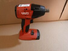HILTI - SIW 6 AT-A22 - Cordless Impact Wrench - TOOL ONLY - BRAND NEW