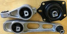 3pcSet 2003 2004 2005 -2009 Chrysler PT Cruiser NO TURBO 2.4L Engine Mounts