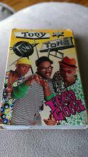 cassette single Tony Toni Tone Feels Good Excerpts From The Revival cassingle cs