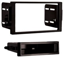 Gray Metra 95-3107G Double DIN Installation Dash Kit for 2008 Saturn Astra