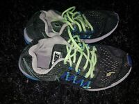 Sneaker Turnschuhe Laufschuhe Schuhe Nike Vomero 10 - Uk 7,5 Eur 42 used Sch/Bl