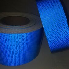 NEW High Intensity Reflective Tape Self-Adhesive 2.5cm, 5cm, 10cm, 15cm widths