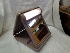 Clairol Lighted Travel Portable Makeup Mirror Pretty Looks Anywhere Folding