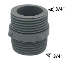 Adatatore fitting to join tubes Load niplex Size 3/4 - 3/4