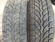 2 Winterreifen 195/65R15 912H M&S Bridgestone Blizzak LM-32 !!7,5mm