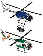 05174 Roco Minitank H0 Bausatz Bo 105 Hubschrauber Polizei