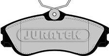 JURATEK QUALITY BRAKE PADS FRONT JCP1477