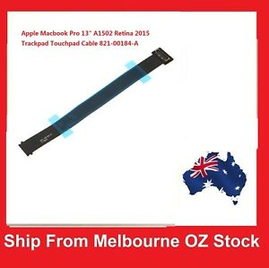 """Apple Macbook Pro 13"""" A1502 Retina 2015 Trackpad Touchpad Cable 821-00184-A"""