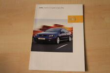 69299) Opel Astra Coupe Linea Blu Prospekt 10/2002