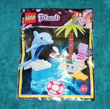 LEGO FRIENDS: Dolphin and Crab Polybag Set 471801 BNSIP