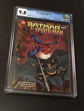 DC/Marvel Presents Batman & Spider-Man #1 nn CGC NM/MT 9.8 1997 Dematteis