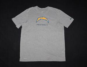 Los Angeles / San Diego Chargers NFL Football Nike Dri-Fit Shirt Men's XL NEW