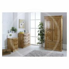 HANDMADE SOLID PINE WAVERLEY 3 PIECE BEDROOM SET,  MANY COLOURS  (ASSEMBLED)