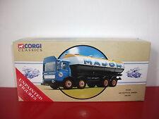 AEC eliptical tanker major camion truck CORGI CLASSICS