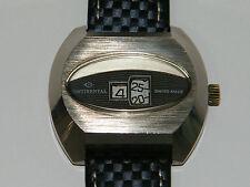 Continental EyE Digital Scheiben,Uhr,Armbanduhr,Auge,Jumping Hour,RaRe!