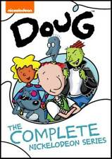Doug:The Complete Nickelodeon Series(DVD,2014,6-Disc Set,Seasons 1-4,52 Ep.)New