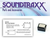 Soundtraxx 810154 - Mini Cube Speaker/Baffle for N or HO Scale DCC / SOUND