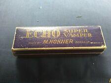 Vintage hohner harmonica