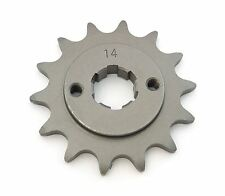 Parts Unlimited Front Sprocket - 520 - Honda CR250R CR450R CR480R CR500R - 14T