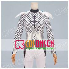 Cosonsen YURI!!! on ICE Yuri Plisetsky Agape Free Skating White Cosplay Costume