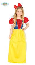 GUIRCA Costume Biancaneve principessa favole bambina mod. 8270_
