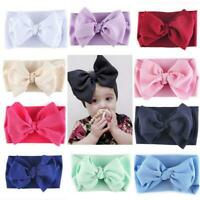 Kid Girl Baby DIY Hairband Toddler Lace Bow Flower headband Accessories Headwear