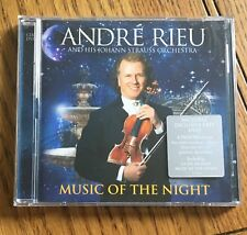 Andre Rieu - Music of the Night CD + DVD Decca Recs