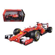 2015 Ferrari Formula 1 F1 Sf15-t #5 Sebastian Vettel 118 Diecast Model Car