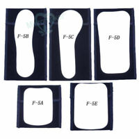 5pcs/set  Orthodontic Intra-Oral Reflector Stainless Steel Photography Mirrors