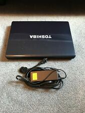 Toshiba Laptop -- Satellite L305D-S5895 (15.4in.) + Charger